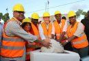 Construction du plus grand centre professionnel des Caraïbes en Haïti