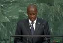 Discours de Jovenel Moise aux Nations-Unies le 21 septembre 2017
