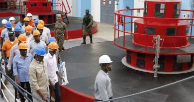 Haiti-Énergie: le Président Jovenel Moïse fait un pas de plus vers l'électrification du pays 24 / 24