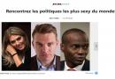 Stars Insider: Rencontrez les politiques les plus sexy du monde!