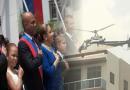 La famille de l'ancien président arrive en RD après les manifestations en Haïti