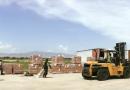 L'armée Américaine a livré deux avions chargés de marchandises pour aider la population haïtienne.