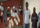 Grand coup de filet de la police des Cayes ce vendredi 17 mai 2019