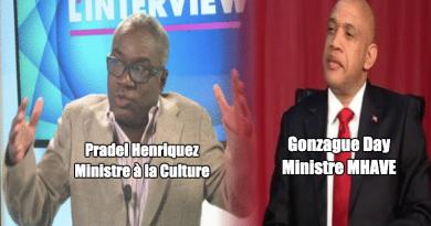 Les dernières nouvelles politiques du week-end : Gonzague Day, Ministre MHAVE- SCOOP FM