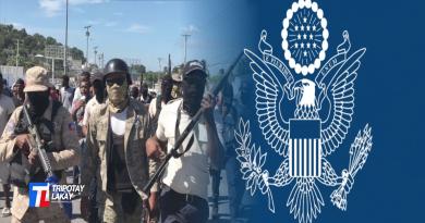 L'ambassade des États-Unis en Haïti qualifie « Fantom 509 » d'organisation criminelle