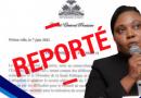 Le referendum constitutionnel reporté Sine die