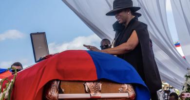 Nécrologie: Funérailles du président Jovenel Moise!